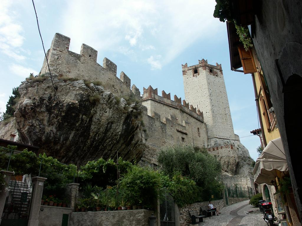 Scaliger Castle of Malcesine
