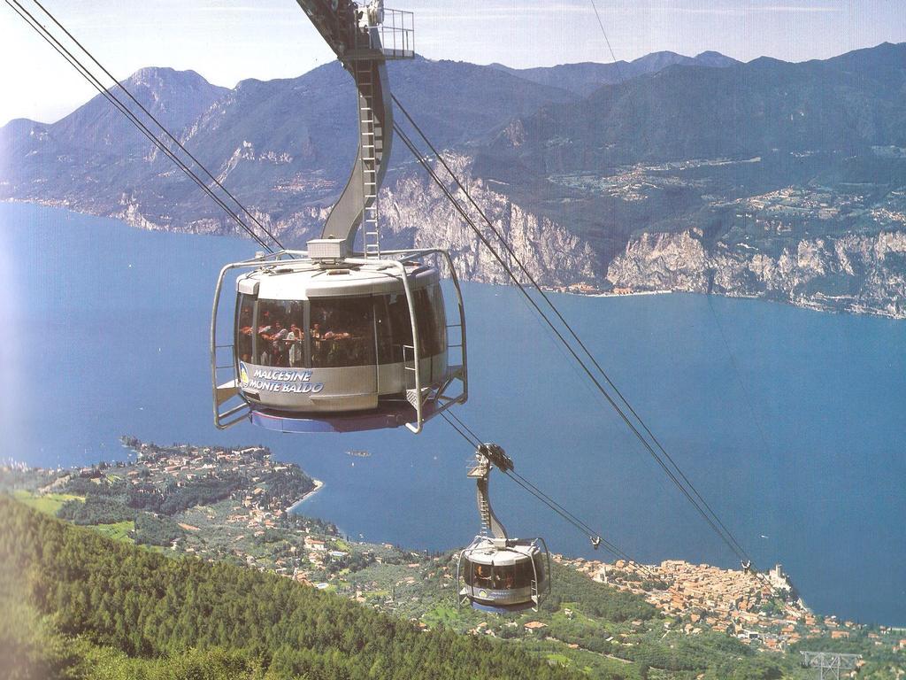 Cable car Malcesine-Monte Baldo